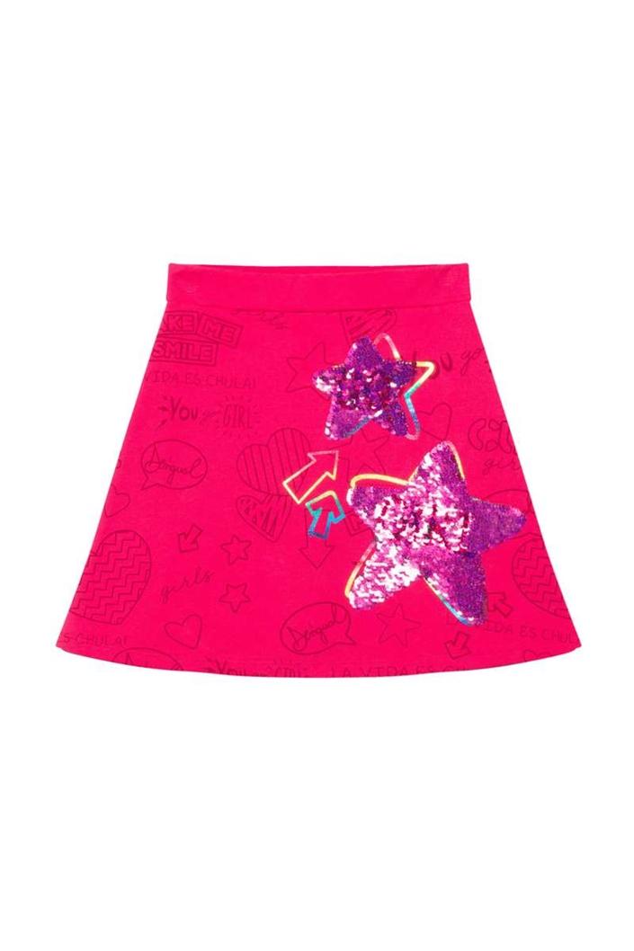 ef25c0a40ed9 sukňa Desigual Teia fuchsia rose · Obrázek 2