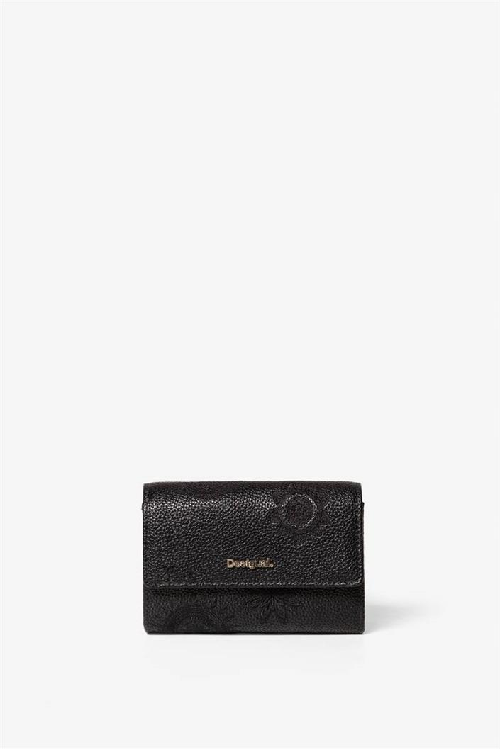 551719f363f4 peňaženka Desigual Amber Alba negro