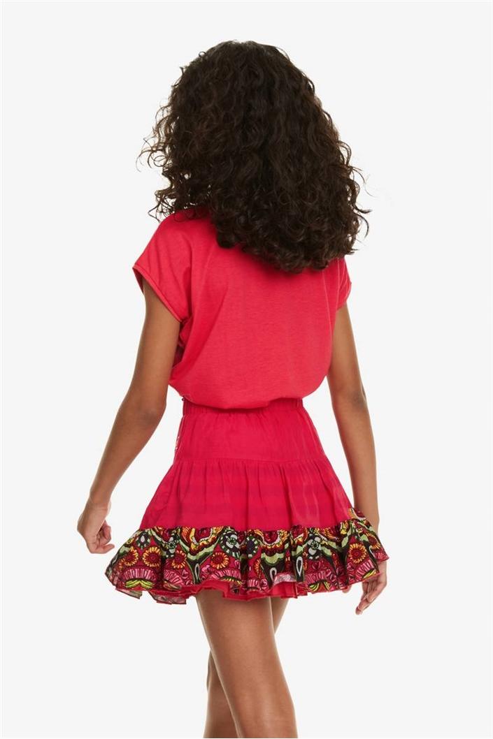 11e55814711c sukňa Desigual Babaco fuchsia rose · Obrázek 2 · Obrázek 3