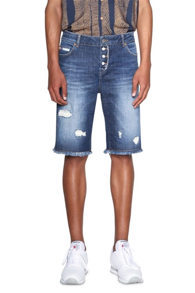 jeansy Desigual Bastia denim medium wash
