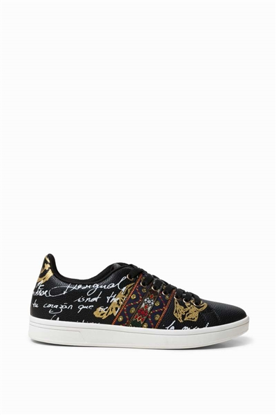 topánky Desigual Cosmic Exotic negro