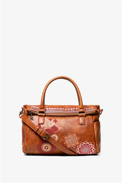 kabelka Desigual Chandy Loverty marron
