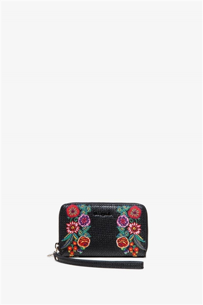f24816ca46 peňaženka Desigual Mex Mini Zip negro