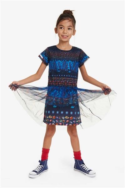 Dievčenské šaty Desigual  ffaa0419b71