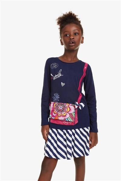 Dievčenské oblečenie Desigual  da5fb9c3fec