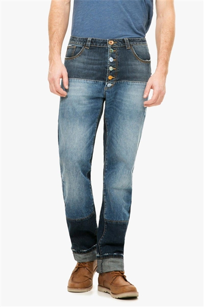 denim Desigual Cuero denim medium wa